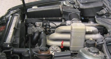 BMW M30 engine