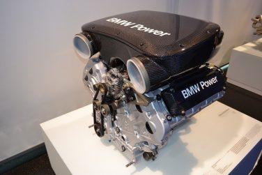 BMW P60B40 Engine