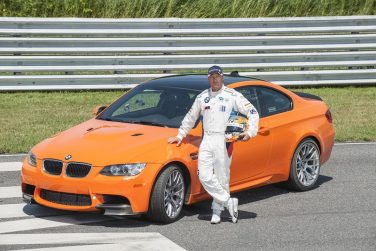 BMW E92 M3 Lime Rock Park Edition