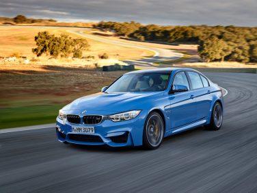 BMW F80 M3 Yas Marina Blue