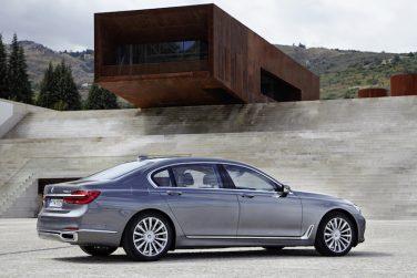 BMW 750Li G12 7 series