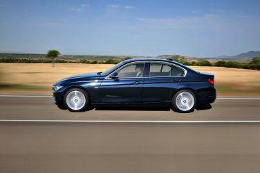 BMW Imperial Blue Xirallic