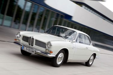 BMW 3200 CS Bertone White