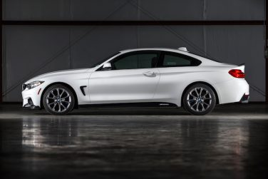 BMW 435i ZHP coupe white