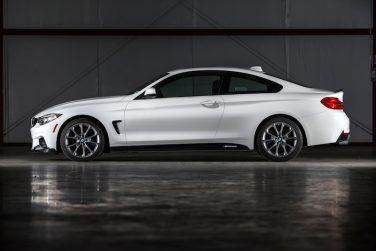 BMW 435i ZHP coupe white