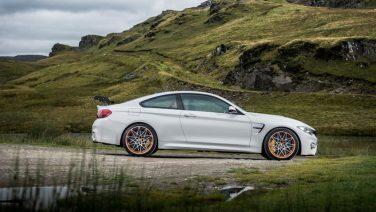 BMW M4 GTS White