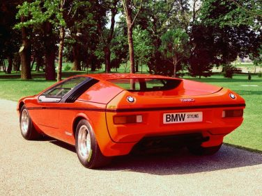 BMW turbo concept 1972