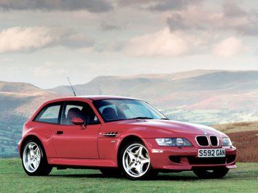 BMW Z3 mcoupe