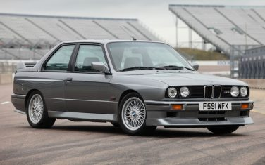 1988 BMW E30 M3 Evolution III
