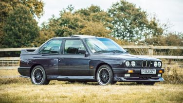 BMW E30 M3 Cecotto Edition