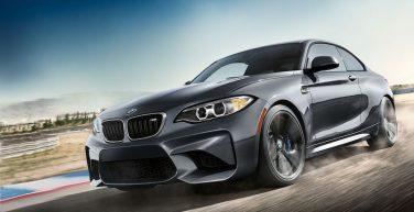 BMW M2 Gray