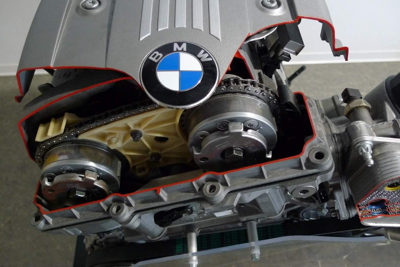 BMW double cutaway
