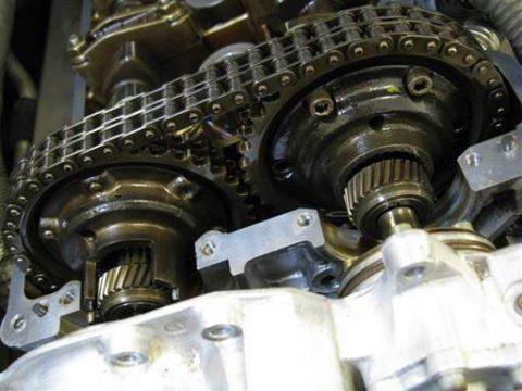 BMW double vanos cam gears