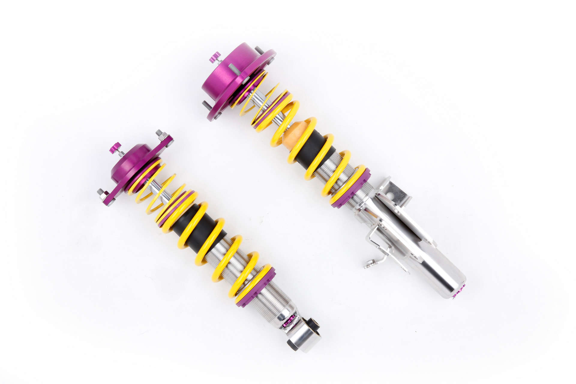 KW Clubsport coilover suspension