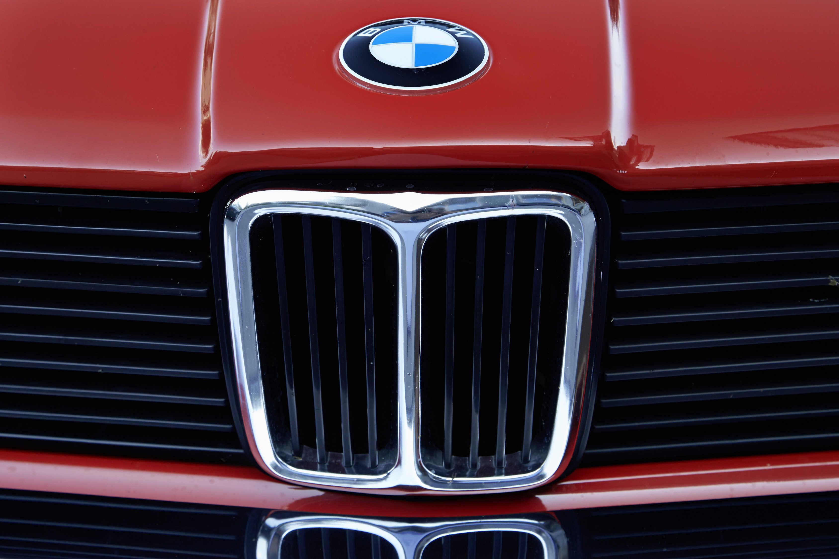 BMW E21 grill