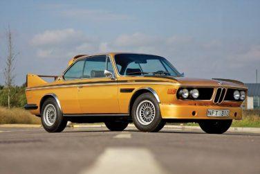 BMW E9 CSL Ceylon Metallic