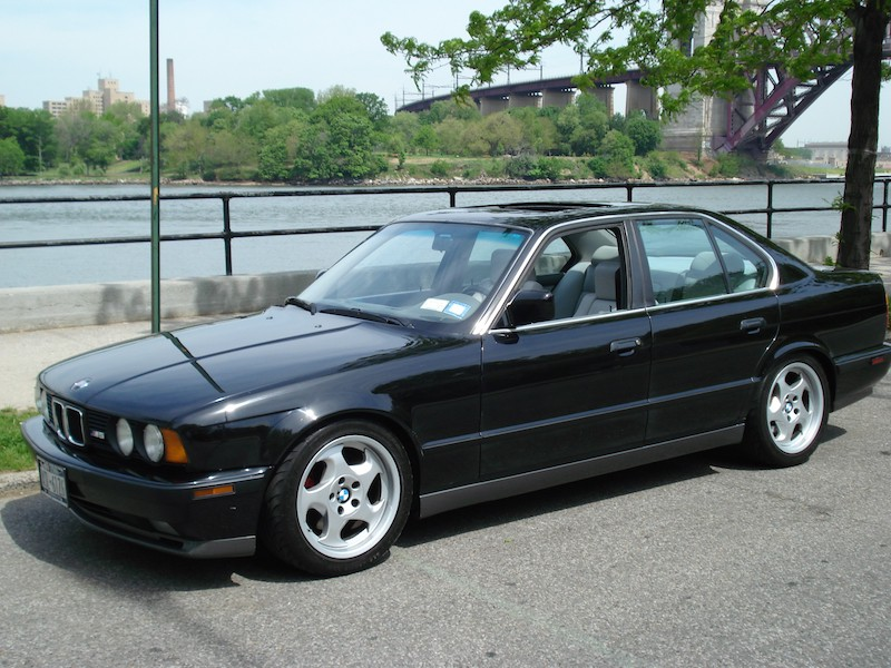 Bmw E34 M5 Oem Paint Color Options Bimmertips Com