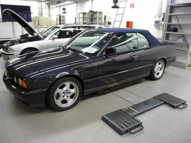 BMW E34 M5 cabriolet