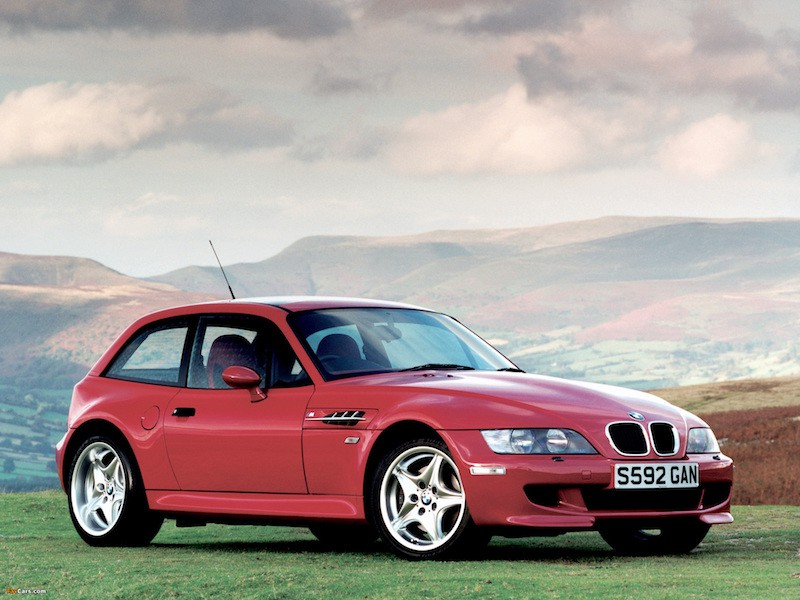 Bmw E36 8 Z3 M Coupe Oem Paint Color Options