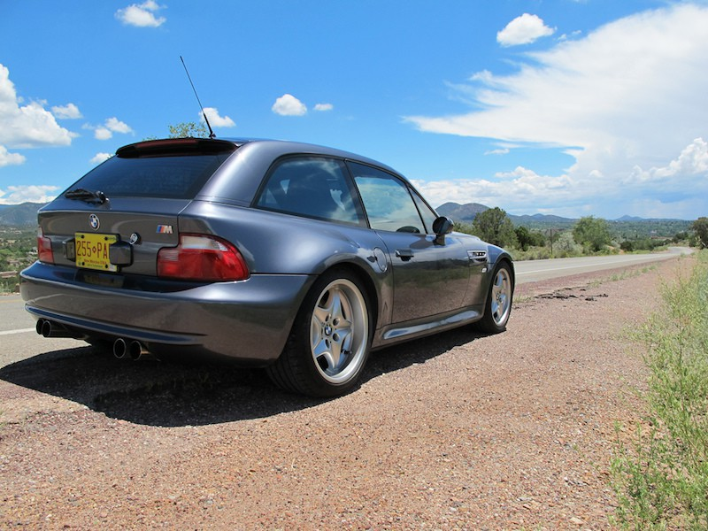 E36/8 Z3 M coupe Steel Grey Metallic