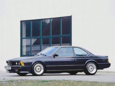 BMW E24 M6 M635CSi