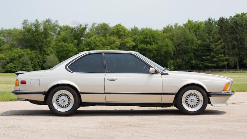 BMW E24 M6 M635CSi Bronzite