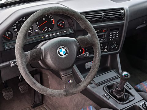 BMW non airbag steeringhweel removal
