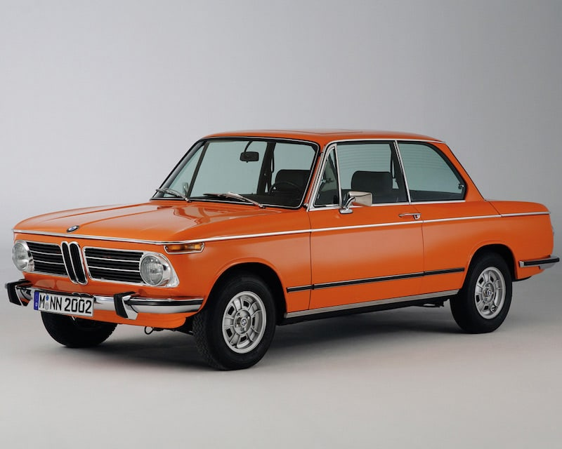BMW 2002 Colorado