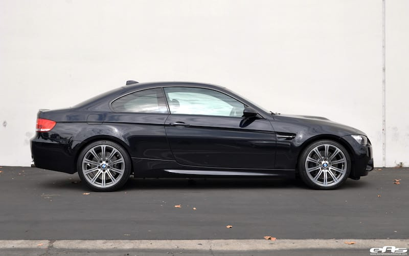 BMW_E92_M3_Black