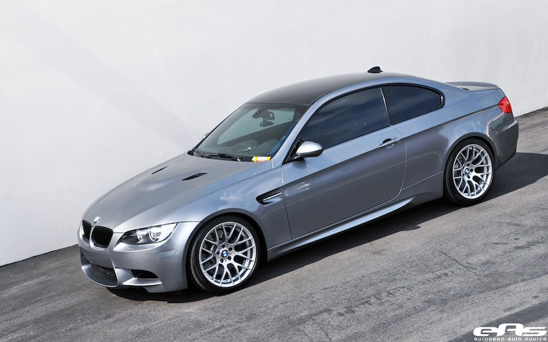 BMW E92 M3 Space Grey Metallic