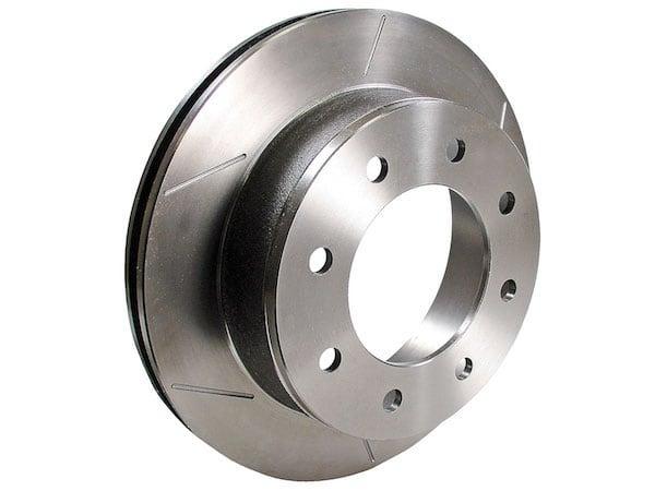 slotted brake rotors