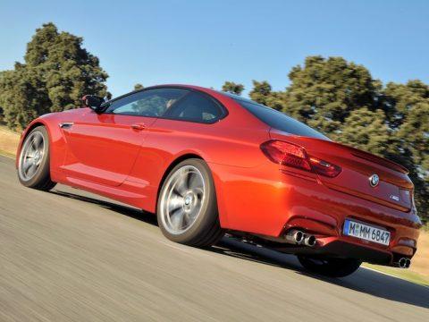 BMW F12 M6 Sakhir OrangeBMW F13 M6 Sakhir Orange