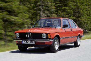 BMW E21 coupe
