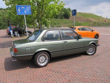 BMW E21 Cypress Green