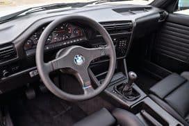 BMW Mtech 1 steering wheel M stripe badge replacement