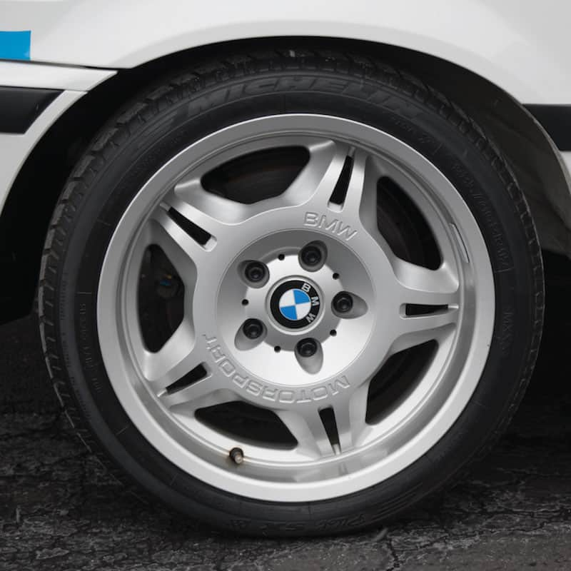 Oem Bmw E36 M3 Wheel Options Specs Bimmertips Com