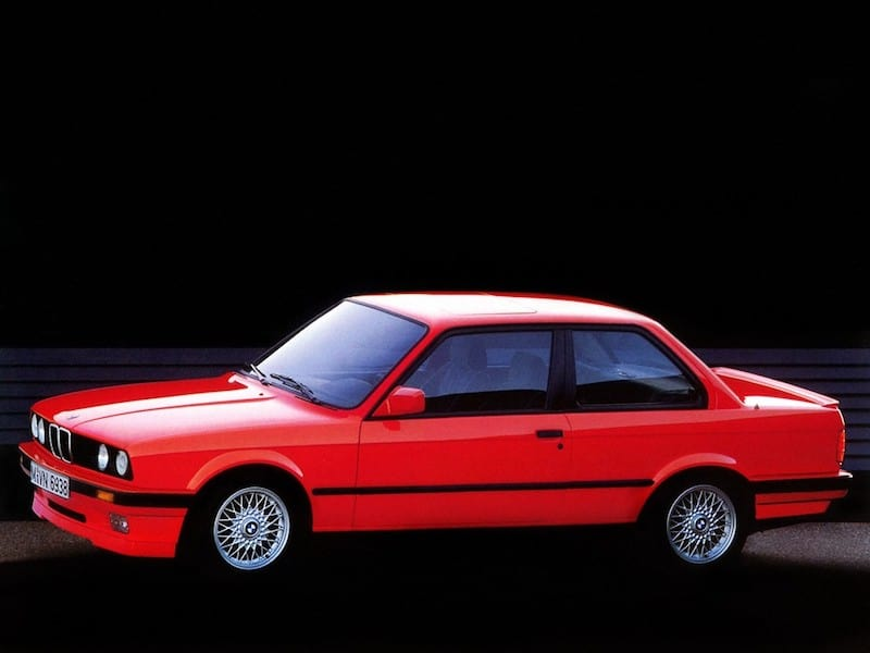 "BMW E30 14"" sport weaves"