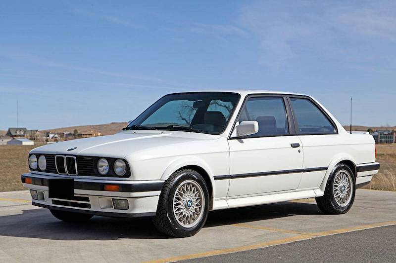 "BMW E30 325ix 14"" sport wheels"