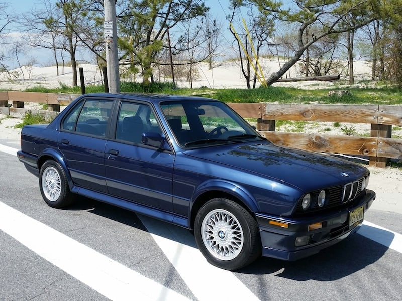 BMW E30 325ix 15 weaves