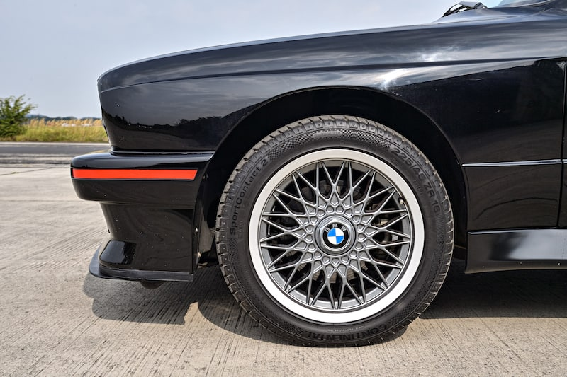 Oem Bmw E30 Wheel Options Specs Bimmertipscom