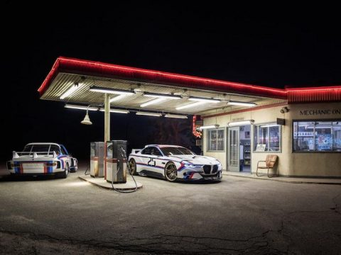 BMW octane rating