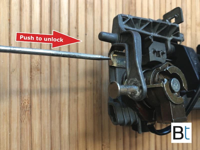 Bmw Door Handle Seal Replacement E36 E34 E32 Bimmertips Com
