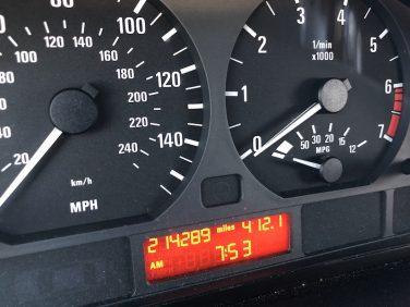 How to adjust BMW E46 clock setting - BIMMERtips com