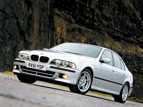 BMW E39 Oil inspection service reset light