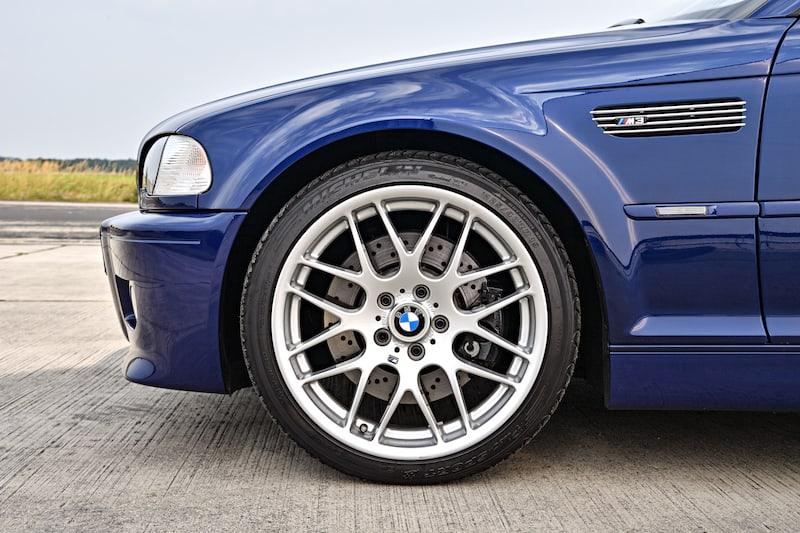 BMW Style 163 M E46 M3 ZCP CSL
