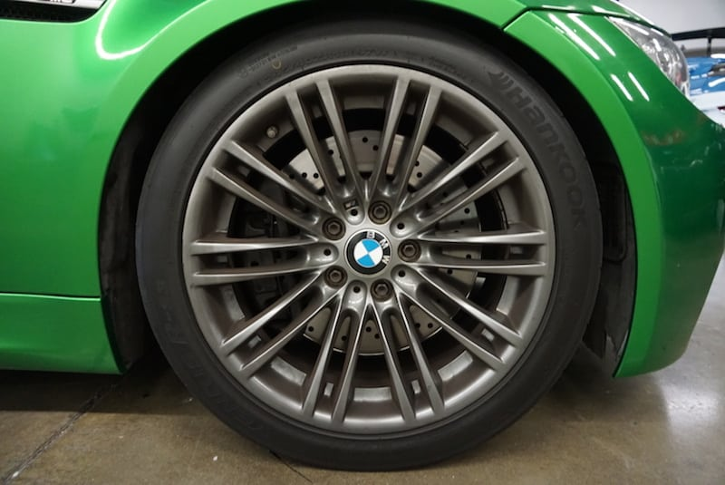 BMW E92 M3 Wheel Style 219M wheels