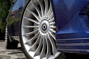 BMW Alpina B7 wheels