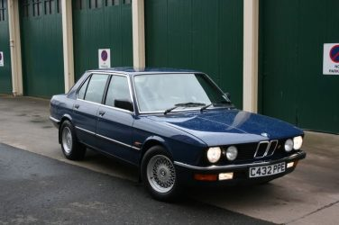 BMW E28 528e