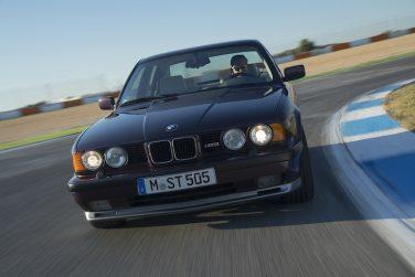 BMW E34 M5 sedan
