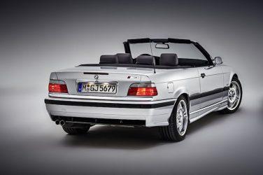 BMW E36 M3 convertible